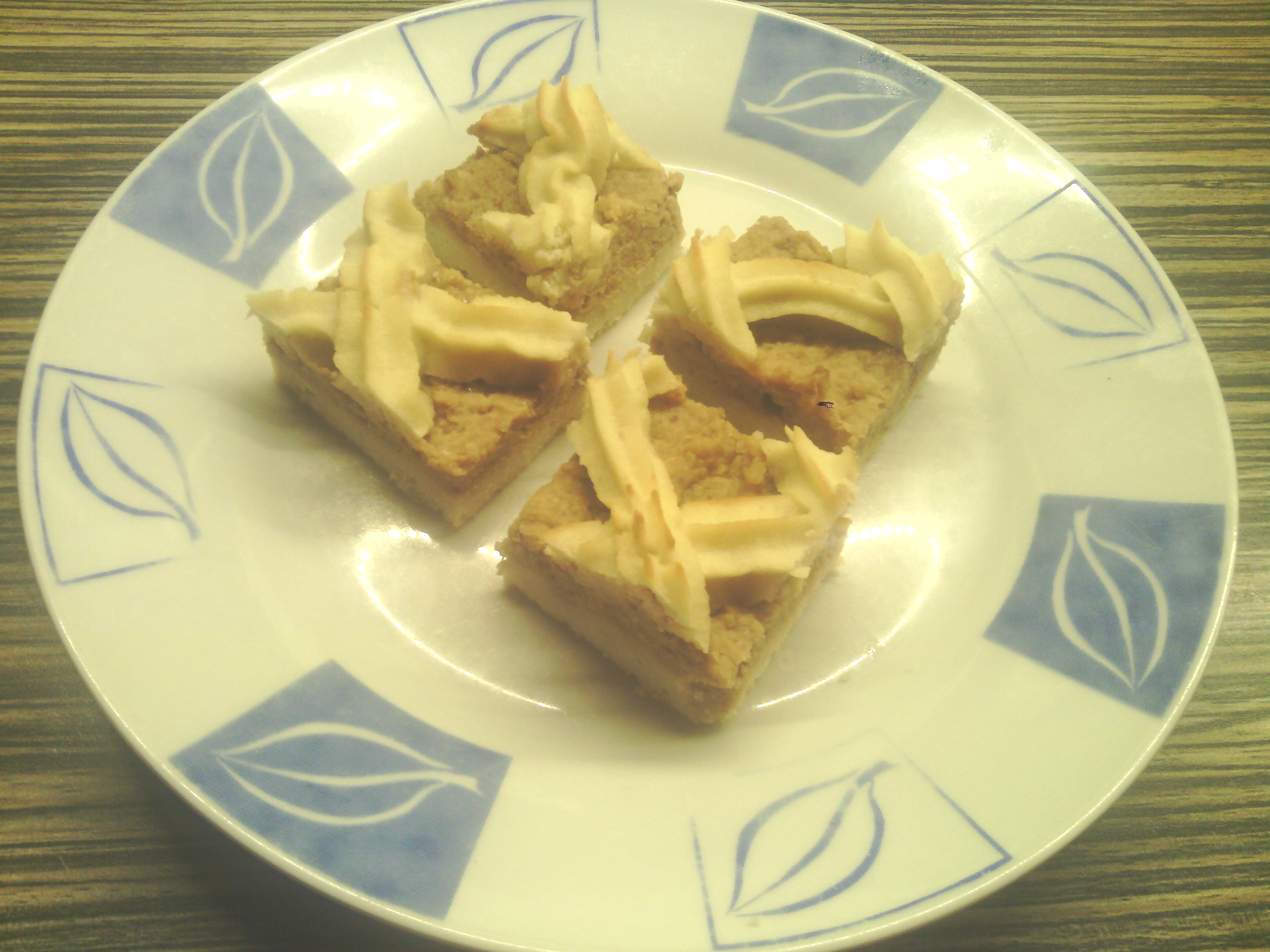 Diós, sütőtök lekváros paleo pite